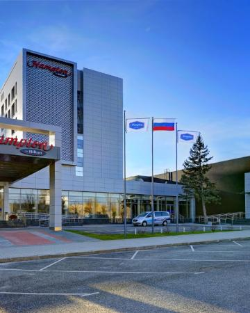 "Отель ""Hampton by Hilton Volgograd"""